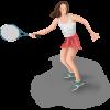 Cursuri de tenis video